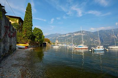 Okolí Comského jezera – Lombardie – Itálie