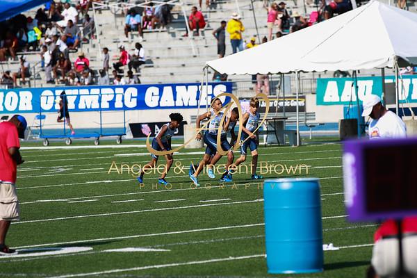 4x400m Semifinal