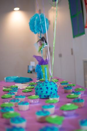 Emi 1st Birthday Party