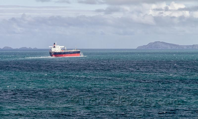 Crude Oil Tanker 'Forward Pioneer'