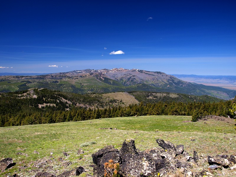 Lookout Mountain Grant County Oregon