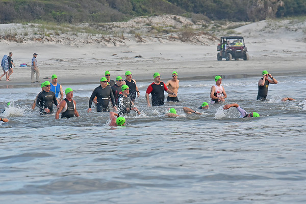 Jekyll Island Turtle Crawl Triathlon 2018