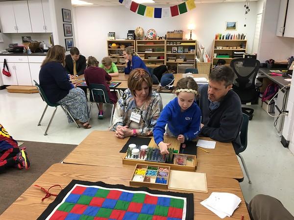 Elementary Visitation Week