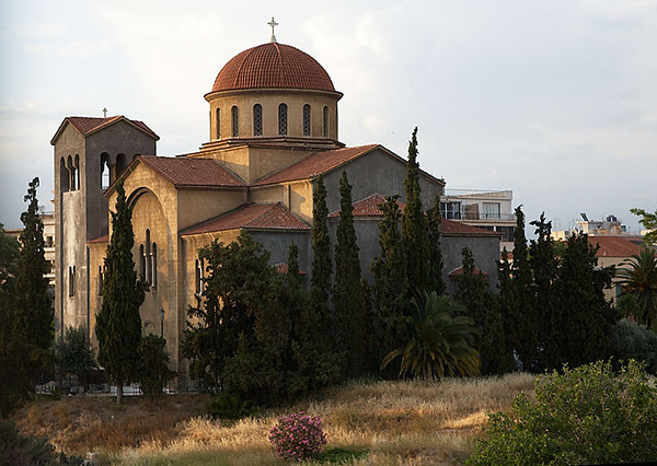 A church in Athens.