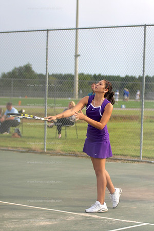 WBHS vs EBHS tennis 9/20/2012