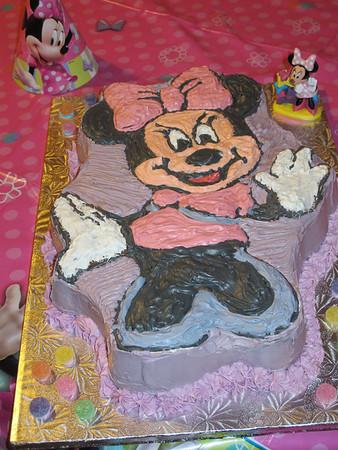 Layla Metatawabin Third Birthday