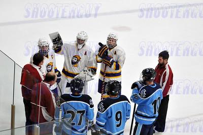 SSHS Varsity vs. Cloquet (Jan-12-2012)