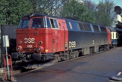Denmark Railways