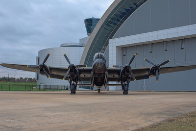 RAF 100 Anniversary Celebration at the National Air and Space Museum