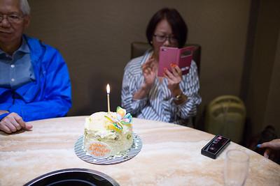 Mom's Bday Dinner 2014