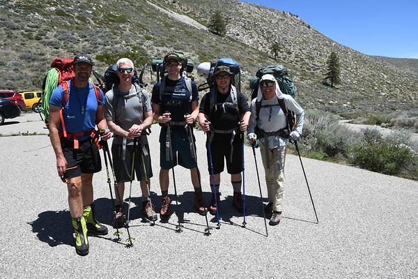 North Palisade Peak May 25-28, 2017