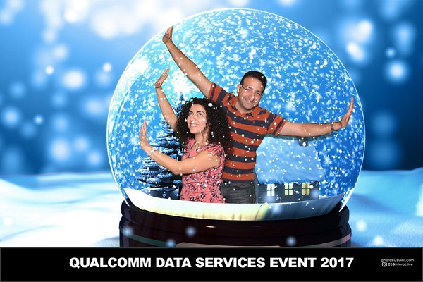 2017-12-07 Qualcomm Data Services Event