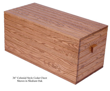 Colonial Chest Style