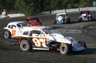 Bear Ridge Speedway-Swenson Insurance Night 08/17/13