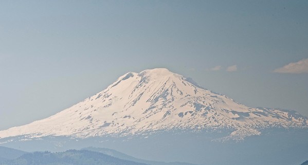 Columbia River Gorge and Mt Hood - Oregon