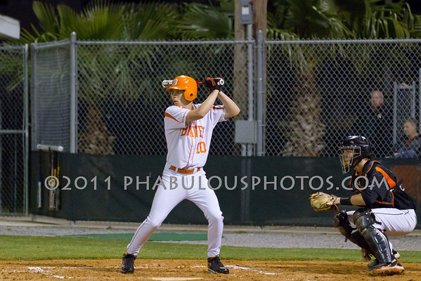 Varsity Baseball #10 - 2011
