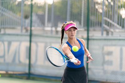 Varsity Girls Tennis vs Grandview