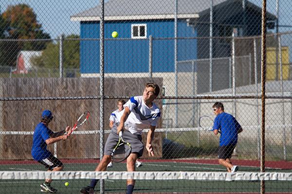 Bethany Christian vs. Fairfield Tennis
