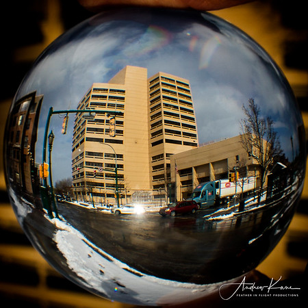 Lensball Photos