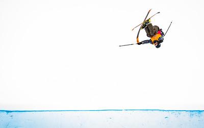 Freeski Slopestyle Qualification day