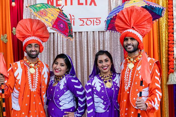 Netflix Diwali Event