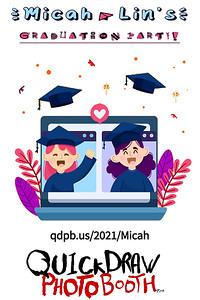 Micah Lin's Graduation Party