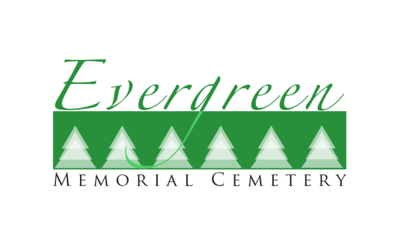 Evergreen Memorial Cemetery in Bloomington
