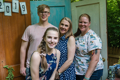 Luke's HS Graduation Party Jun 2019