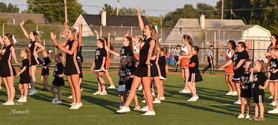 Waverly Varsity FB vs Caldwell - September 24, 2016