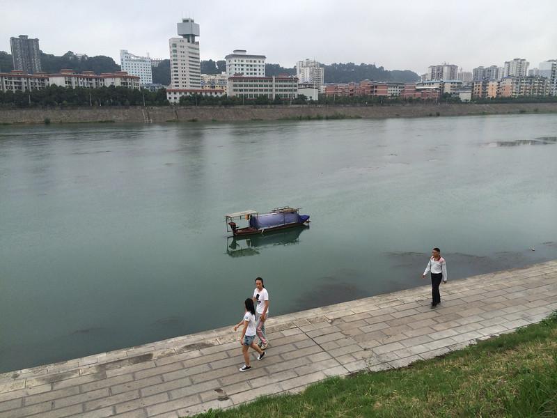 Scenery in Zhangjiajie.