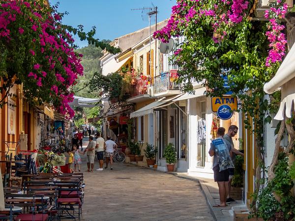 Gaios, Island of Paxos (Paxi), Greece