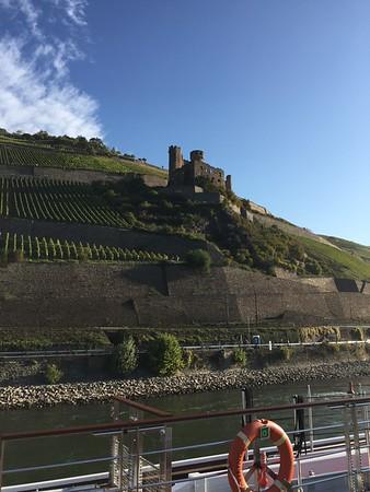 European River Cruise 2015