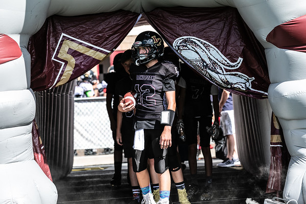 Lone Peak Football 8th 2019