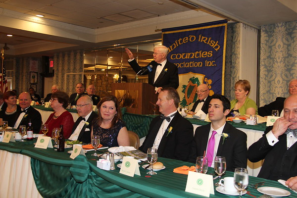 United Irish Counties Association 113th Annual Dinner Dance