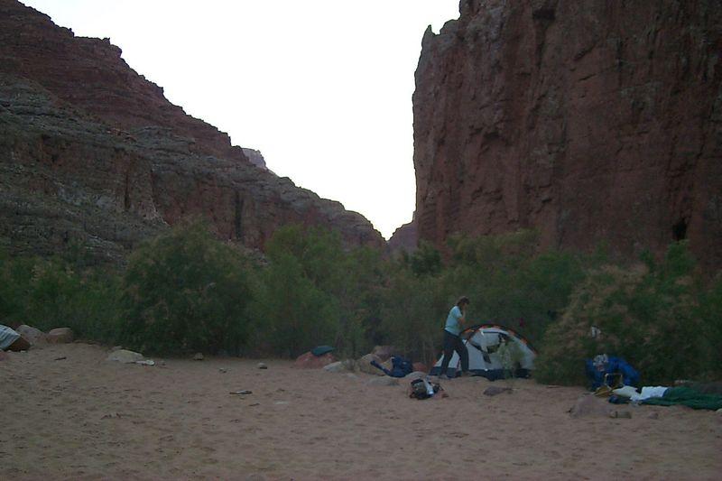 Camp   (May 28, 1999, 06:15am)