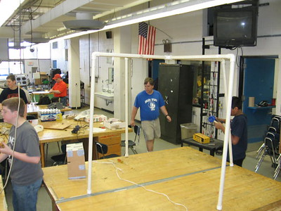 2005 Lightning Robotics Sumo Bot Competition