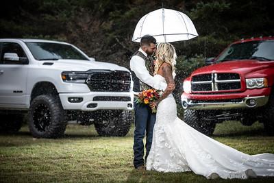Karen & Darrin  |  Wedding Pictures