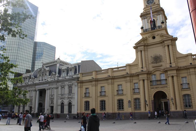 Catedral, Santiago
