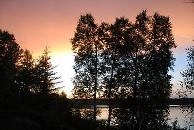 North Buck Lake Camping Trip