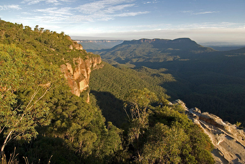 Vista, Blue Mountains National Park - NSW, Australia