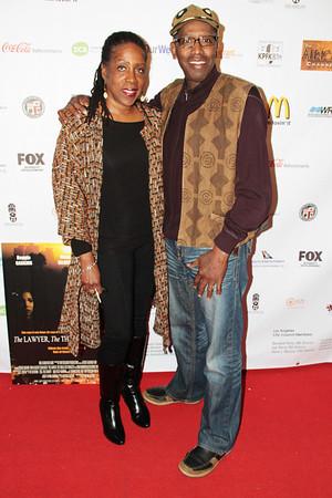 Pan African Film Festival 2011 Culver City Plaza, 110 photos.