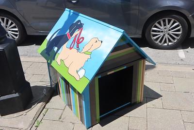 La Grange Doghouses 2021
