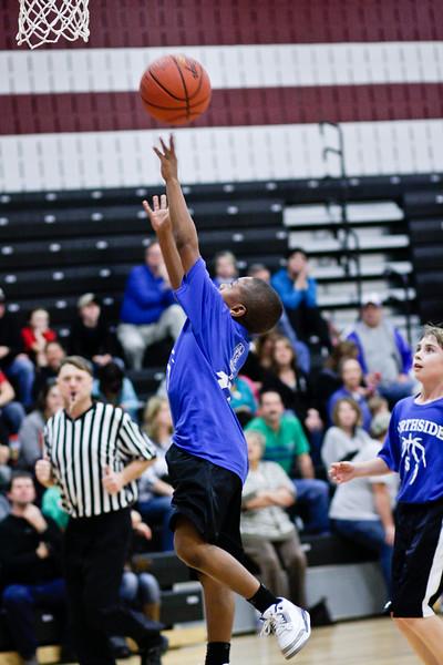 2012 Northside Elementary Basketball