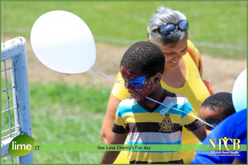 One Love Charity's Fun day