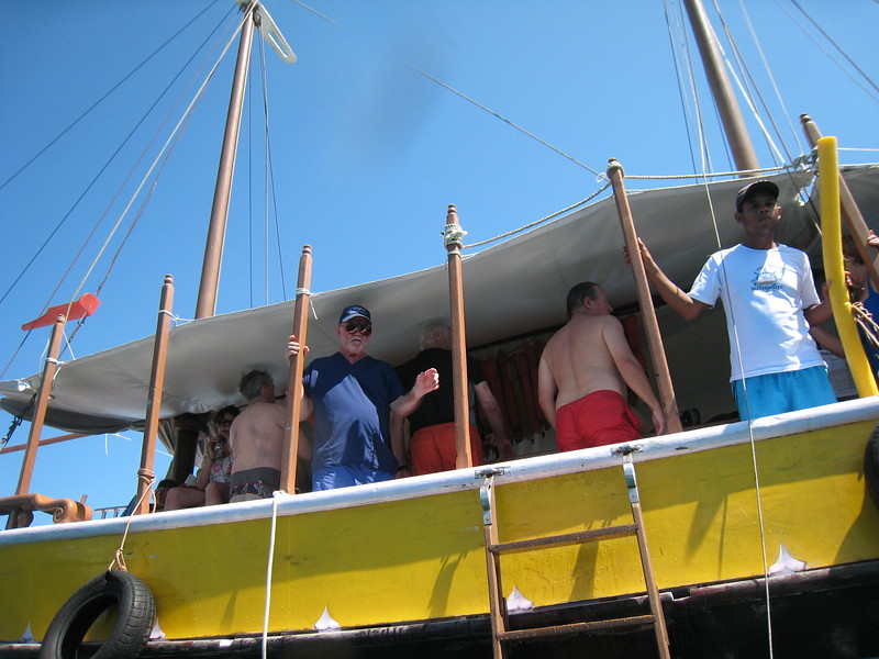 Schooner Cruise, Paraty Islands, Brazil
