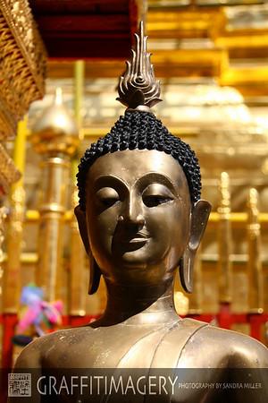 Chiang Mai Thailand Handcrafts 2010