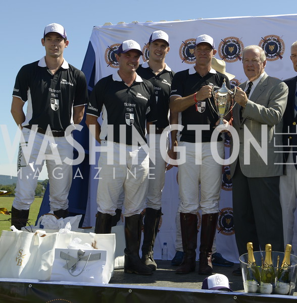 Founders Cup Winners Holman Hall,  NSLM 2019 Polo Classic Great Meadow Sep 15 2019 Photo by Nancy Milburn Kleck