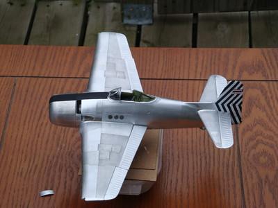 F8F-1 Thai Bearcat