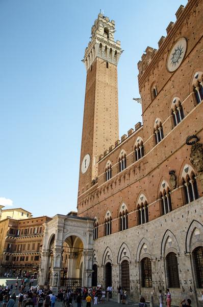 Siena Torre 2014
