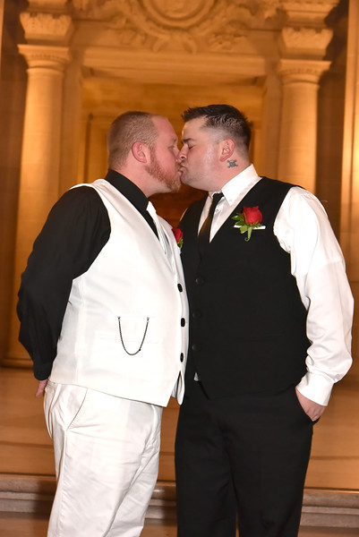 JD and Matt's Wedding - City Hall - 9th Feb 2017.
